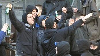 Juve-Dinamo Zagabria, la Digos arresta tre tifosi croati