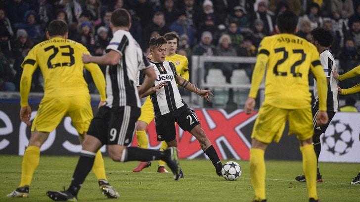 Champions League, Juventus avanti tutta: il trofeo a 14,00