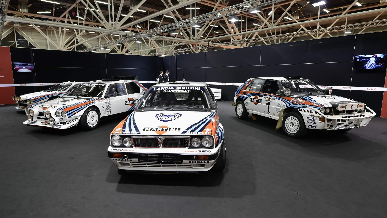 Passione Classica, 120 capolavori al Motor Show