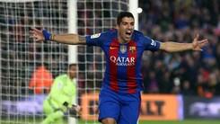 Barcellona, Bartomeu annuncia: «Suarez con noi fino al 2022»