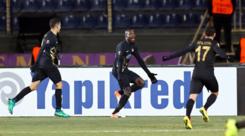 Europa League: Zorya-Manchester United 0-2; Southampton-Hapoel Beer Sheva 1-1