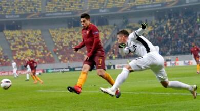 Roma, scontri e cori anti-Lazio nel minuto per la Chapecoense
