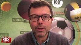 I 100 secondi di Guido Vaciago: «Juve-Napoli, alle urne senza paura»
