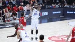 L'EA7 Milano dura un tempo, Jackson lancia il CSKA