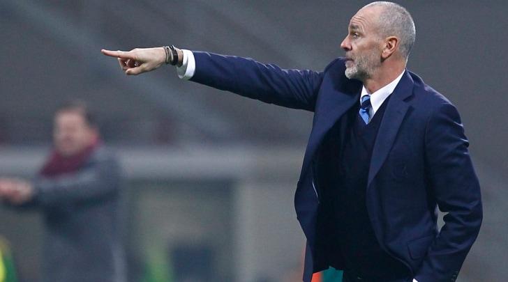 Inter, Pioli: «Uscire dall'Europa League un bene, ora una sola partita a settimana»