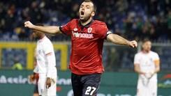 Serie A Genoa, Pandev: «Con l'Inter ho realizzato i miei sogni»