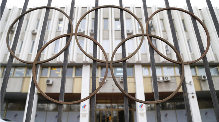 Doping, rapporto McLaren: «Oltre mille atleti russi coinvolti»