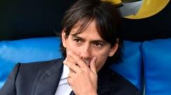 Inzaghi: «Juve, Roma e Milan costruite per altri obiettivi»