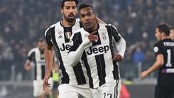 Alex Sandro: «Il derby? Voglio la Juventus forte che conosco»
