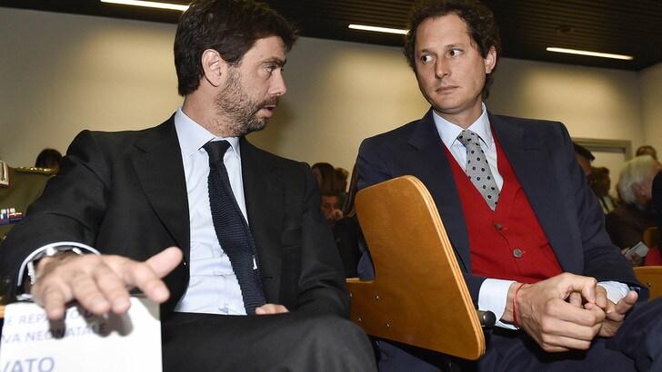 Galassia Agnelli, concluso il trasferimento in Olanda: solo la Juventus resta in Italia