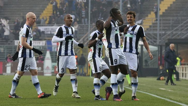 Serie A: Udinese-Bologna 1-0, gol e highlights