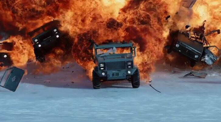 Fast and Furious 8, primo trailer