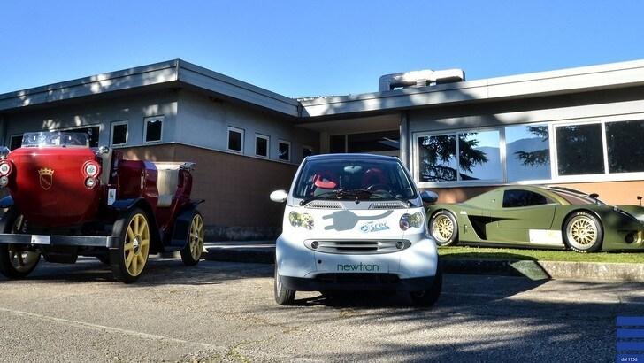 Decreto Retrofit e le automobili vecchie rinascono elettriche