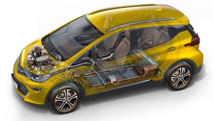 Opel Ampera-e, i norvegesi saranno i primi europei ad averla