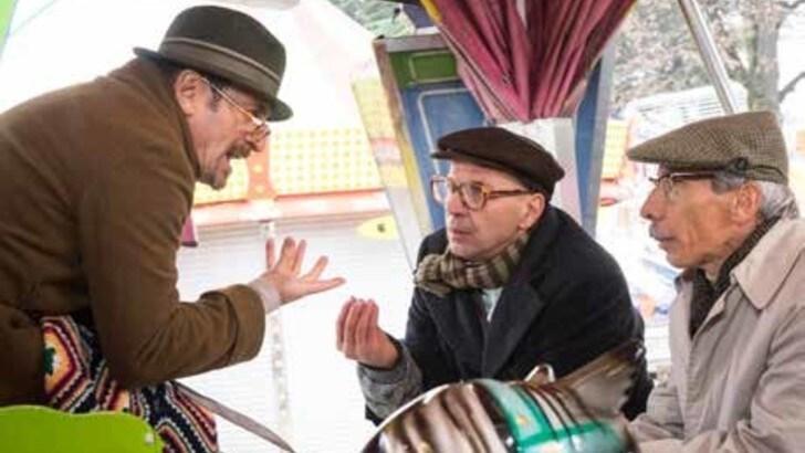 Aldo, Giovanni e Giacomo festeggiano i 25 anni al cinema