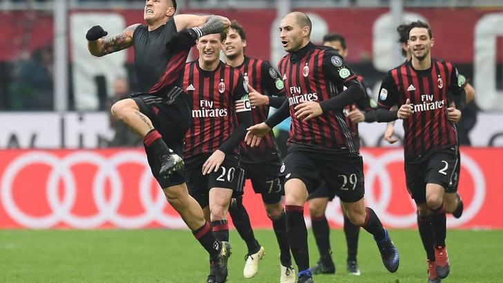 Milan-Atalanta LIVE sabato 17 dicembre dalle ore 18, probabili formazioni
