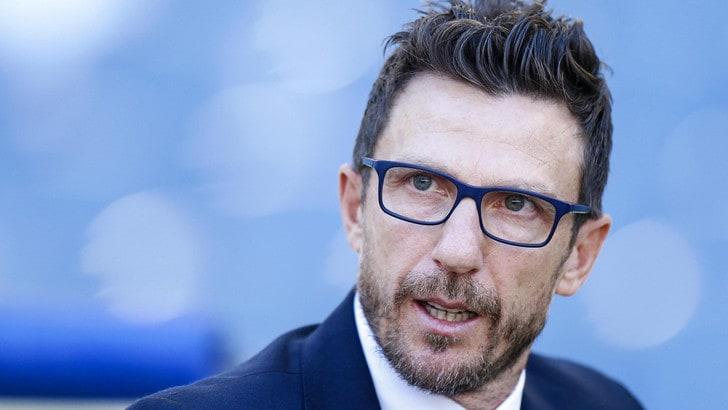 Serie A Di Francesco: «Futuro? Ragiono da allenatore del Sassuolo»