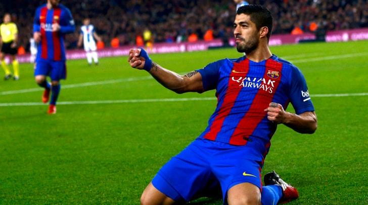 Suarez e Messi show: il Barça vince il derby con l'Espanyol