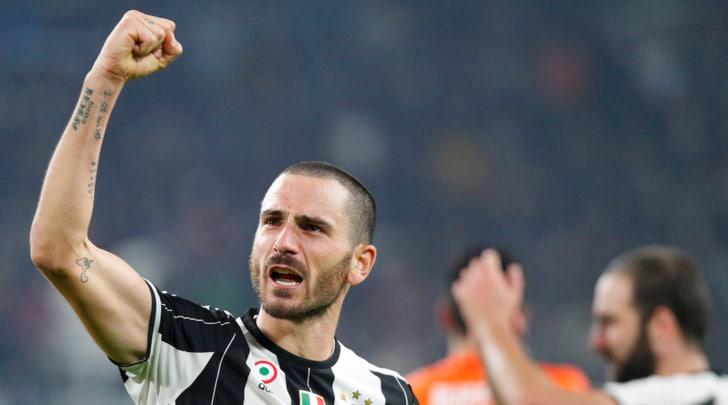 Juve, Bonucci rinnova fino al 2021: «Voglio continuare a vincere»