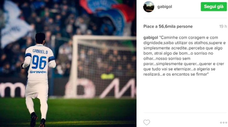 Inter, la strada di Gabigol: «Una cosa positiva ne attira un'altra»