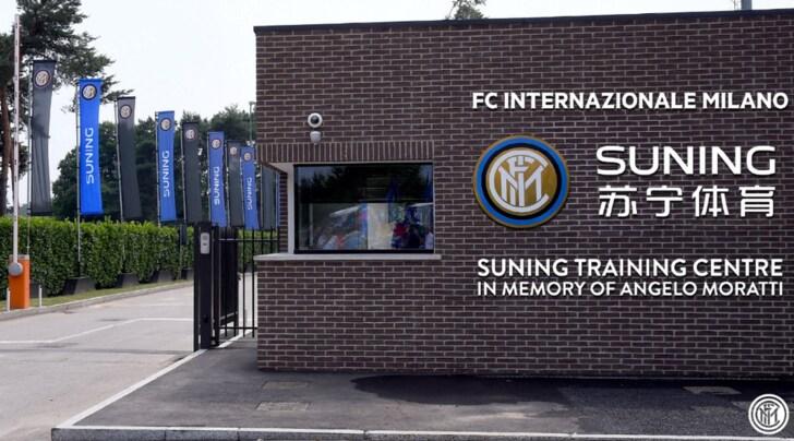 Inter, la Pinetina intitolata a Suning. Per Moratti e Facchetti solo una menzione