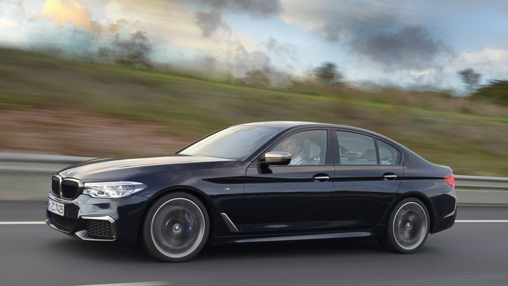 Salone di Detroit, M550 XDrive e BMW 530e Performance