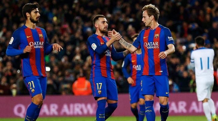 Coppa del Re, goleade per Barcellona e Siviglia. Passa anche il Valencia