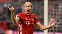 Bayern, Robben è in scadenza. Rummenigge: «Vogliamo tenerlo»