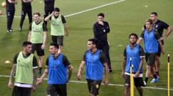 Niente più alibi: il Milan si allena a Doha in vista della Juve