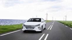 Hyundai Ioniq EV, informazioni e prezzi ufficiali