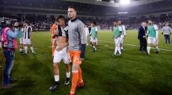 Juventus, Dybala: le lacrime per l'errore dal dischetto in finale