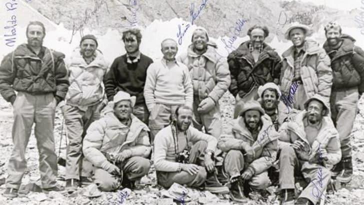 Alpinismo, è morto Angelino. Nel 1954 conquistò il K2