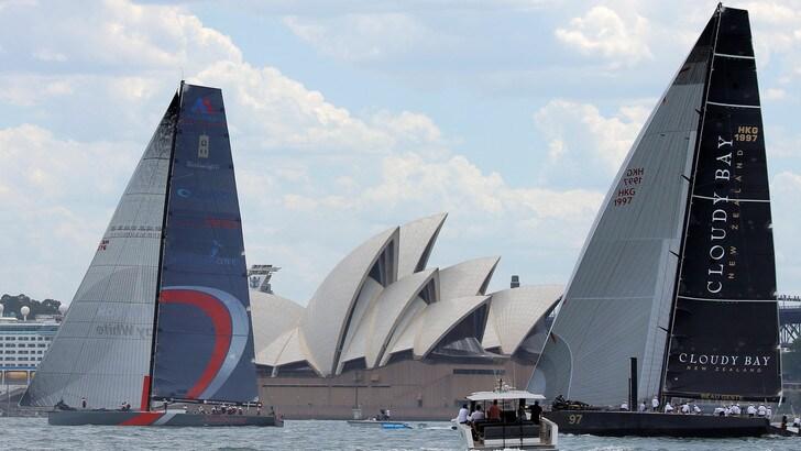 Sydney-Hobart, al via ci sono anche due italiani