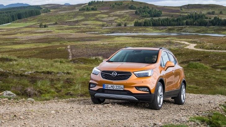 Opel Mokka X, Suv e tecnologia per tutti