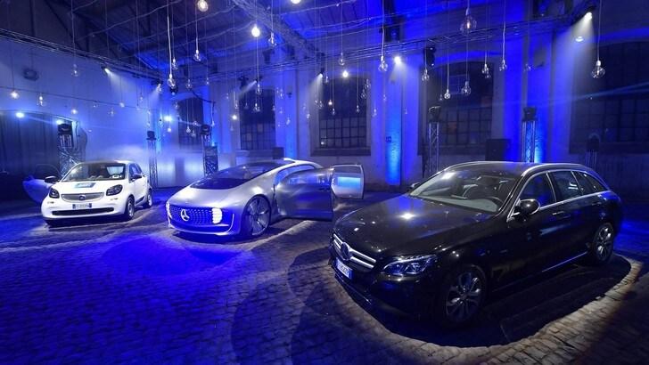 Mercedes e il futuro della mobilità