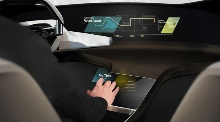 """Il futuro dell'auto """"si gioca"""" al CES di Las Vegas"""