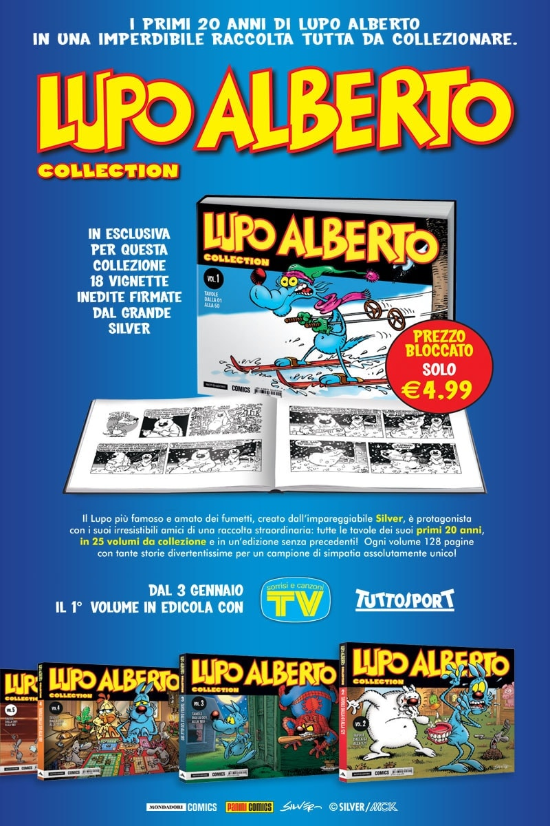 Lupo Alberto Collection
