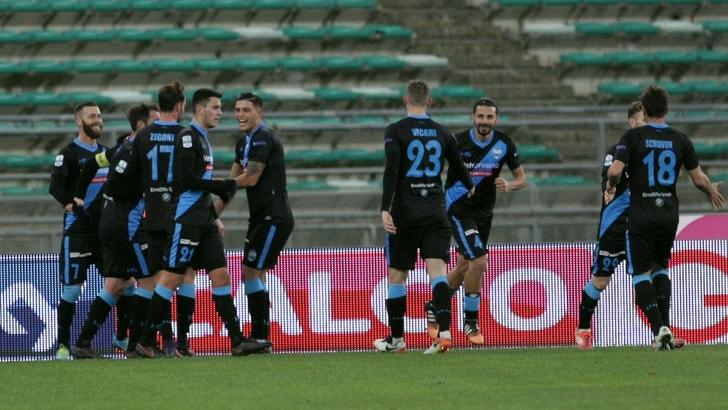 Serie B, Bari-Spal 1-1: Maniero e Antenucci a segno