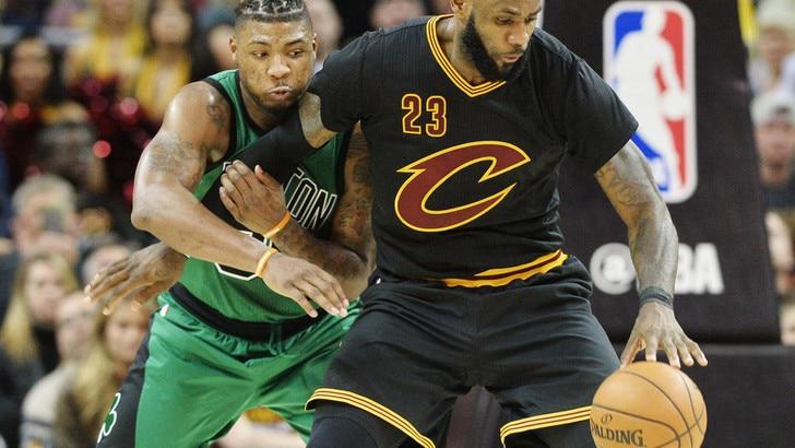 Lebron affonda i Celtics, altro ko per Toronto