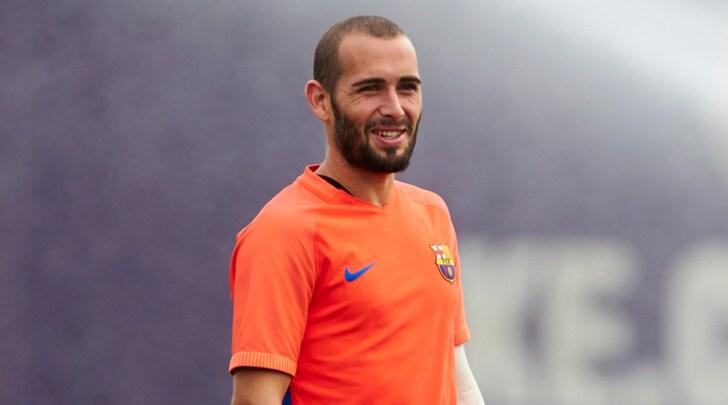 Il Barcellona fissa il prezzo: 15 milioni di euro per Aleix Vidal