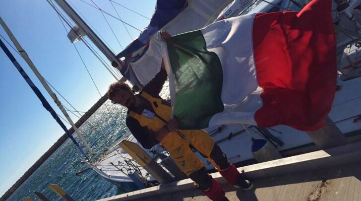 Vela, Gaetano Mura e Italia approdati a Fremantle