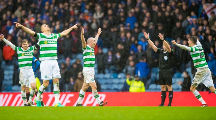 Rangers-Celtic 1-2, l'Old Firm porta la capolista a +19