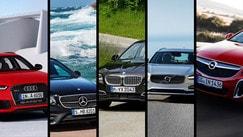 Le cinque auto station wagon più veloci sul mercato