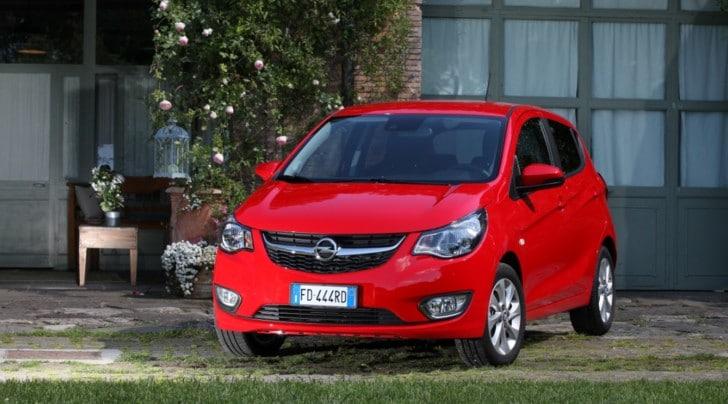 Opel Karl Gpl Tech: 100 km con poco più di 3 euro