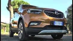 Opel Mokka X, piccola ma muscolosa