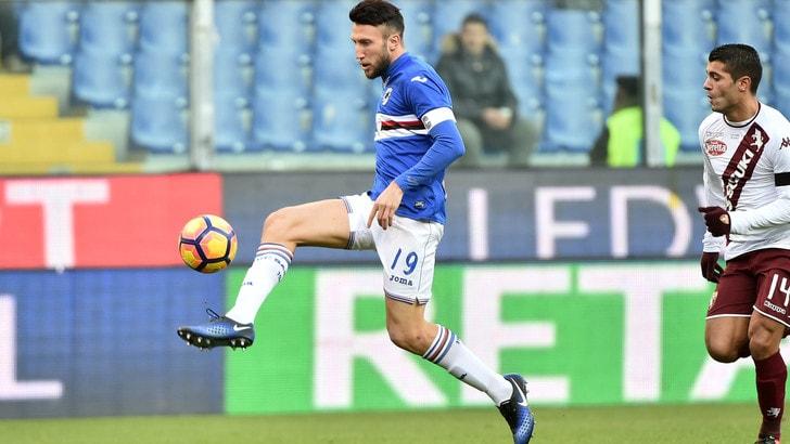 Serie A Sampdoria, Regini: «Col Napoli ritroviamo la vittoria»