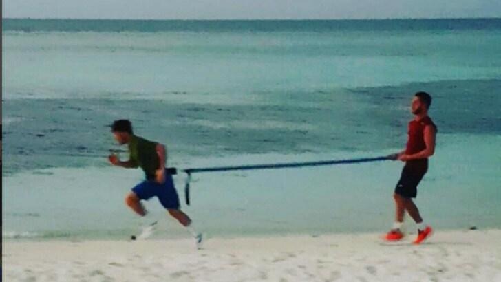 Florenzi non molla mai, dalle Maldive: «Torno più forte di prima»