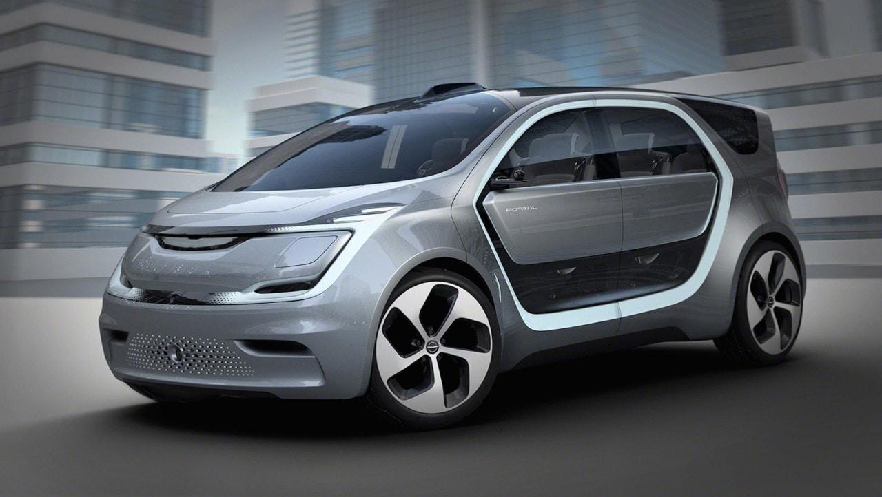 CES 2017, FCA entra nel futuro con la Chrysler Portal