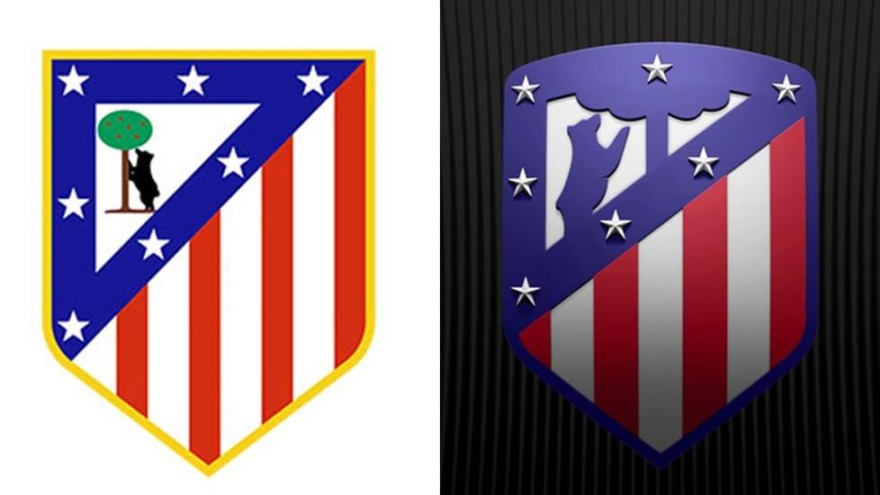 Atletico Madrid, il nuovo logo fa discutere i tifosi ...