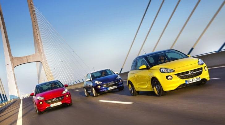 Opel Adam, la piccola cool che puoi cucirti addosso